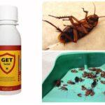 Средство Get от тараканов