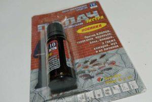 Палач от тараканов фото упаковки